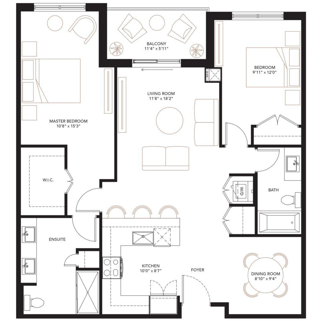 Bernadette Floorplan 1