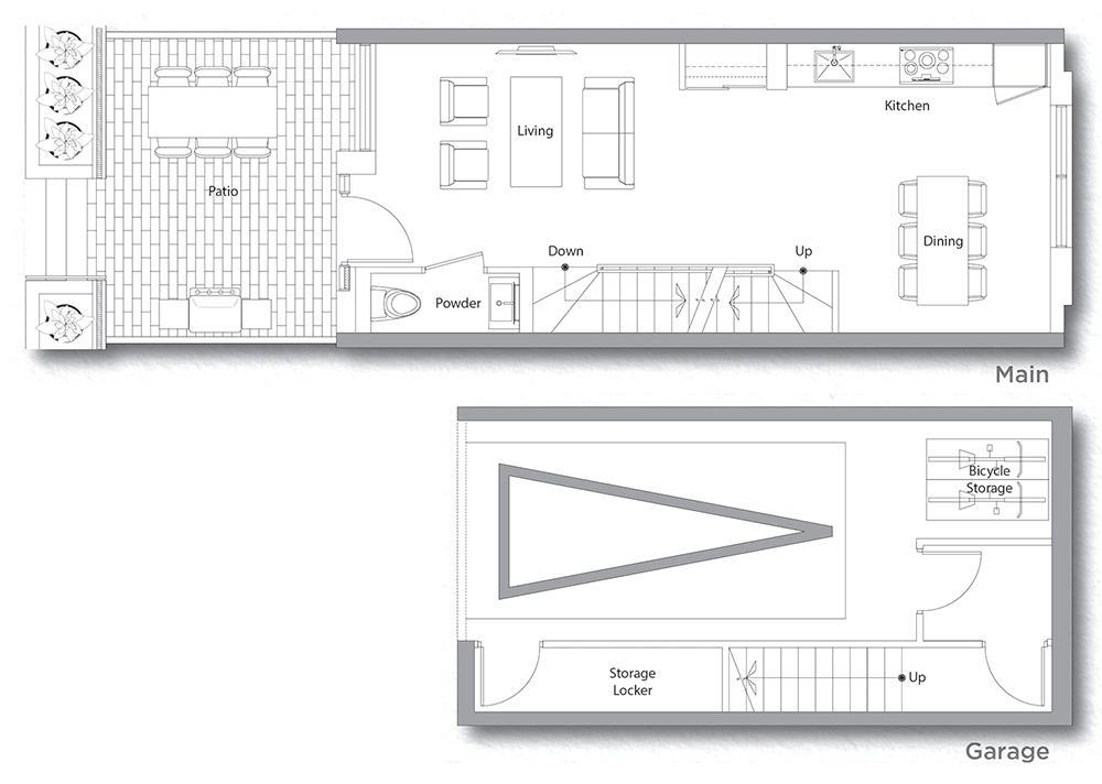 Villa 106 Floorplan 1