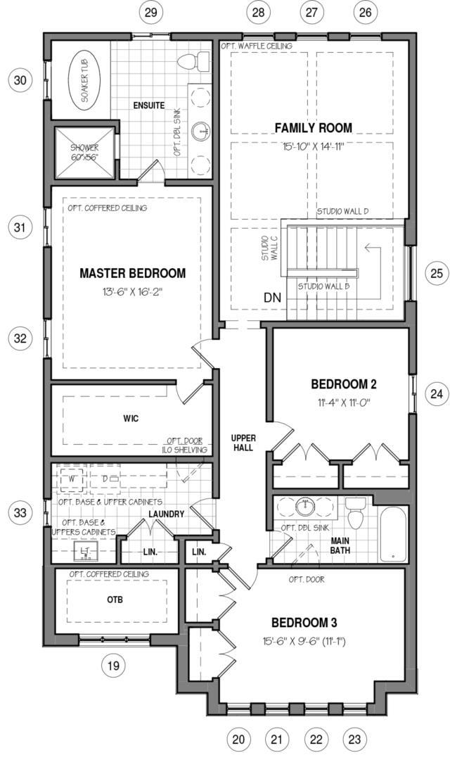 The Hail B Floorplan 2