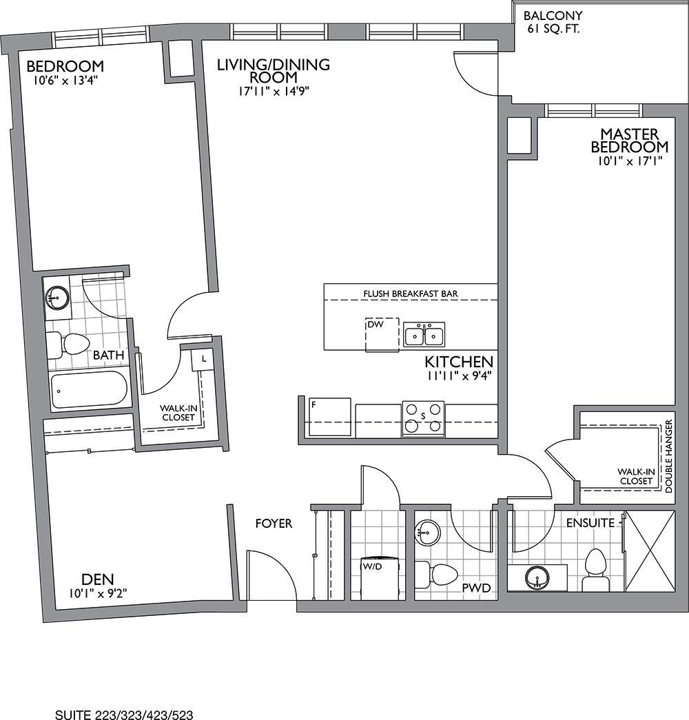D4 Floorplan 1