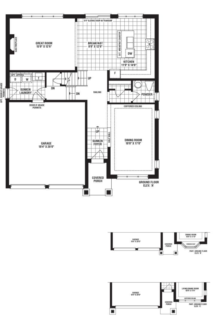 Dazzling Floorplan 1