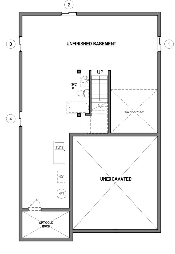 The Rahi A Floorplan 3