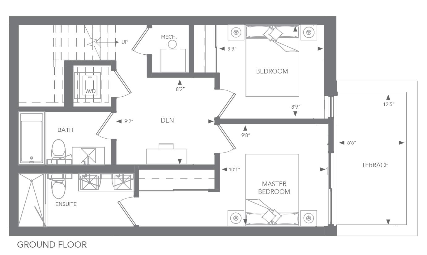 No. 14 Floorplan 2