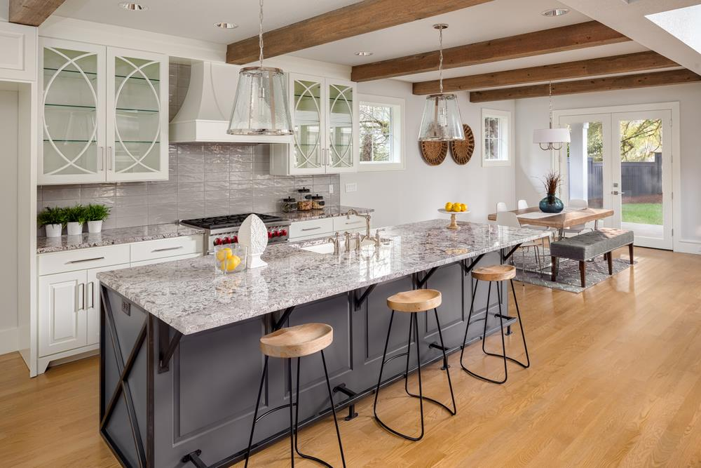 Why summer is the perfect time for a major kitchen renovation Image