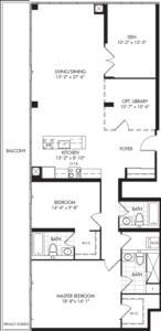 I (BF) Floorplan 1