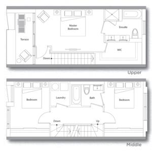 Villa 102 Floorplan 2