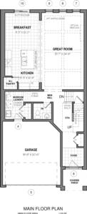 The Kahlo A Floorplan 1