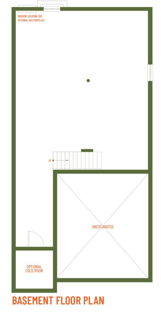 The Augusta Floorplan 3