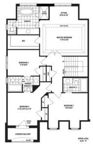 Diamond A Floorplan 3
