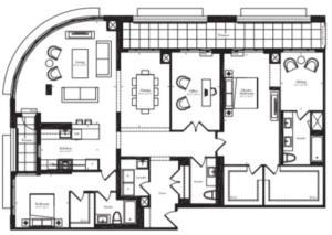 Clyde Floorplan 1