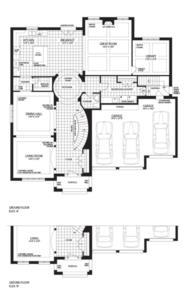 The Pearl Floorplan 1