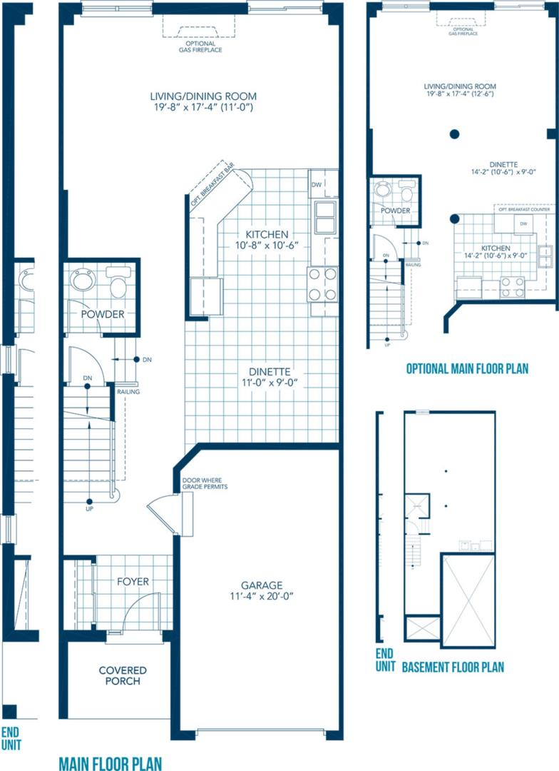 The Mansion Floorplan 1