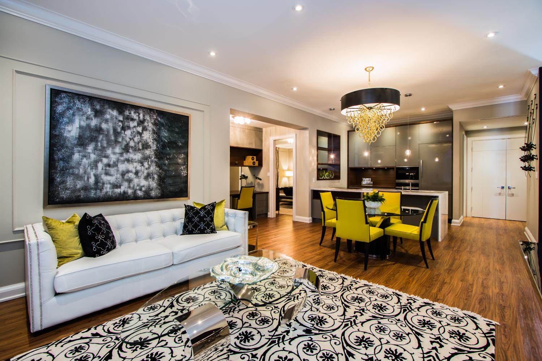 Ghods Builders Presents 5959 Yonge Street Condos Model Suite Image