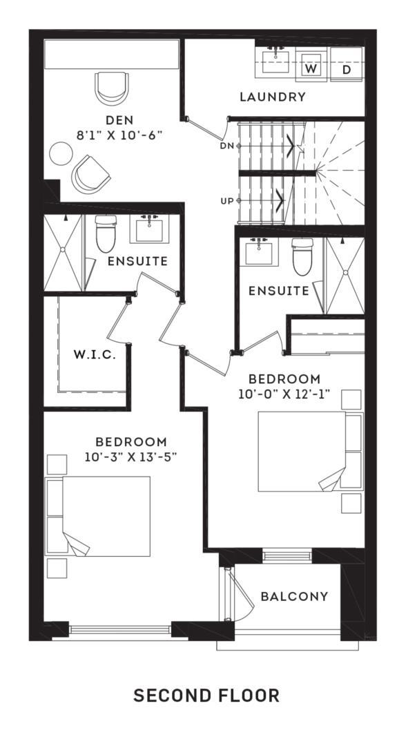The Eglinton Floorplan 2