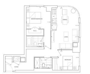 Sirena Floorplan 1