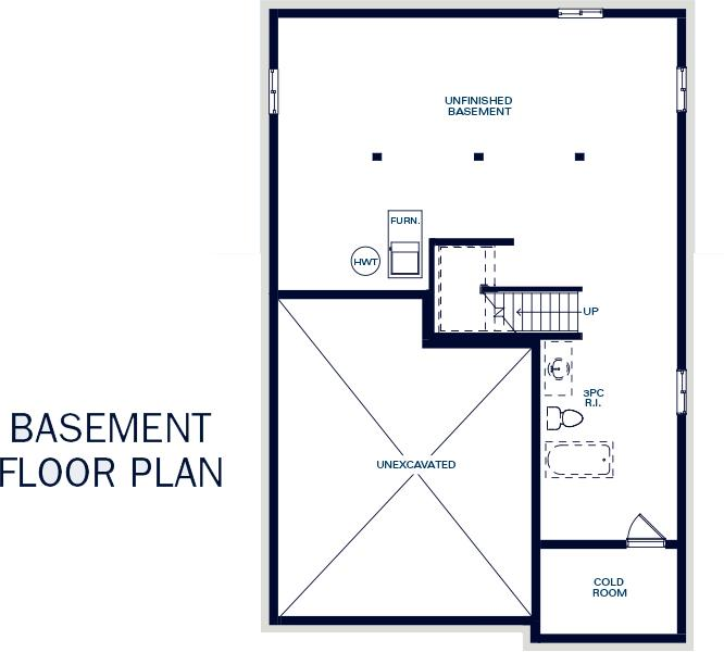 The Brighton II B Floorplan 3