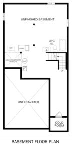 The Brockton IV A Floorplan 3