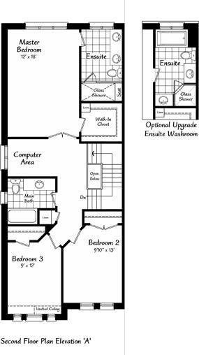The Belevedere 6 Floorplan 2