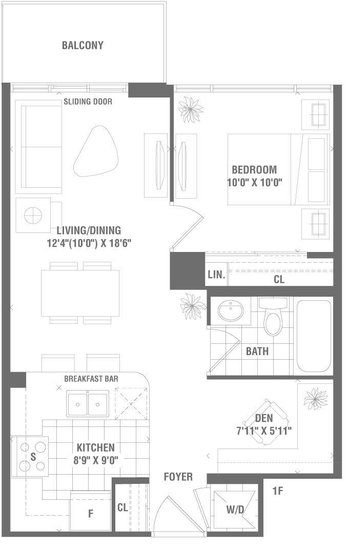 Park 1 Floorplan 1