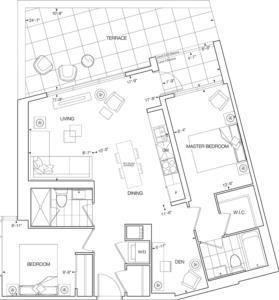 Spacio Floorplan 1