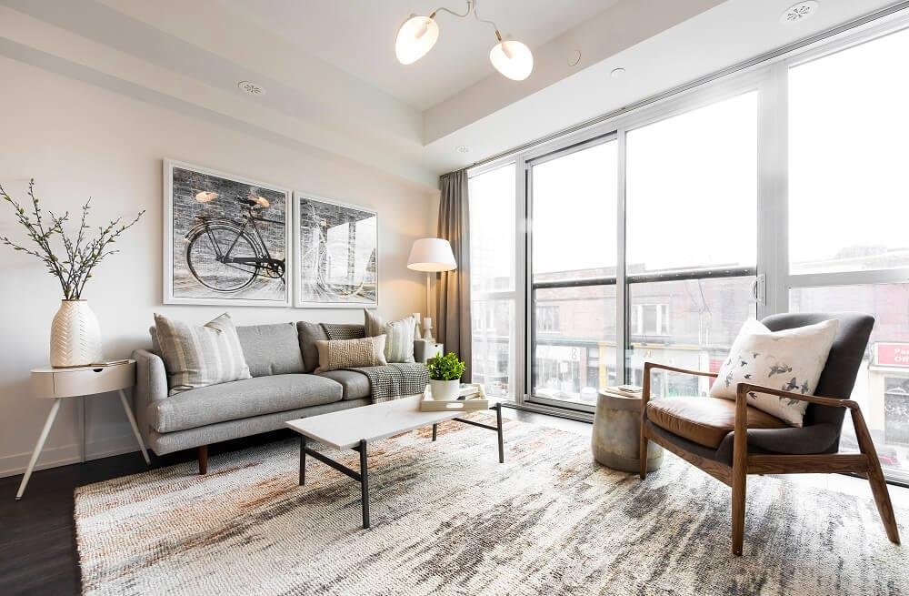 You can now lock-in an incredible mortgage rate at The Logan Residences in Toronto Image