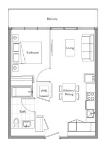 The 360 Collection - 008 Floorplan 1