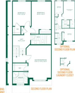 The Parkview Floorplan 2