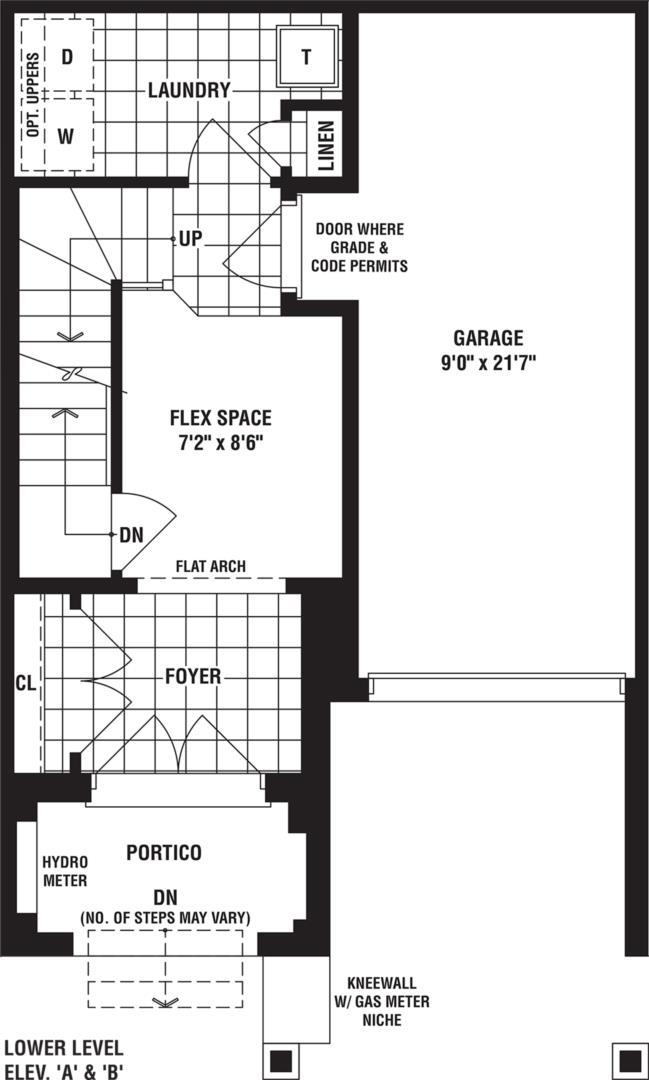 Sugarhill Floorplan 1