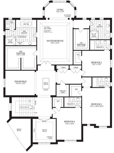 The Hawthorn Floorplan 2