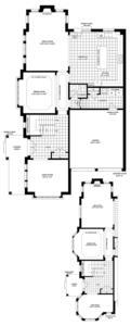 Morgan (B) Floorplan 1