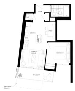 Ortega 500 Floorplan 1