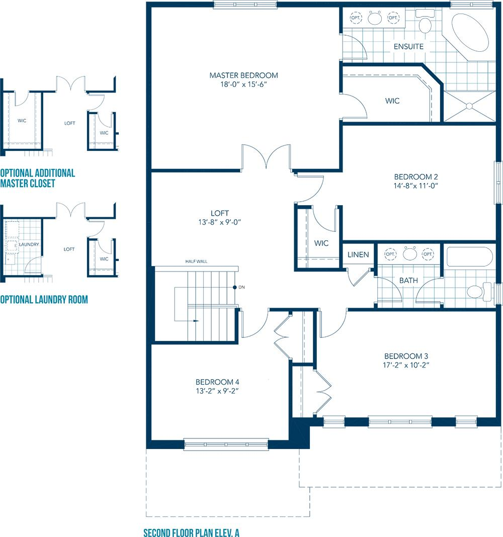 Palazzo Floorplan 1