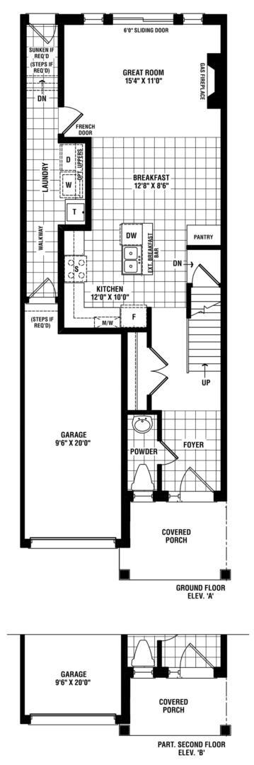 Riverstone Floorplan 1