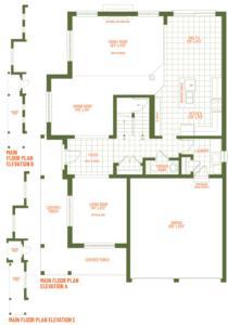 The New Forest Floorplan 1