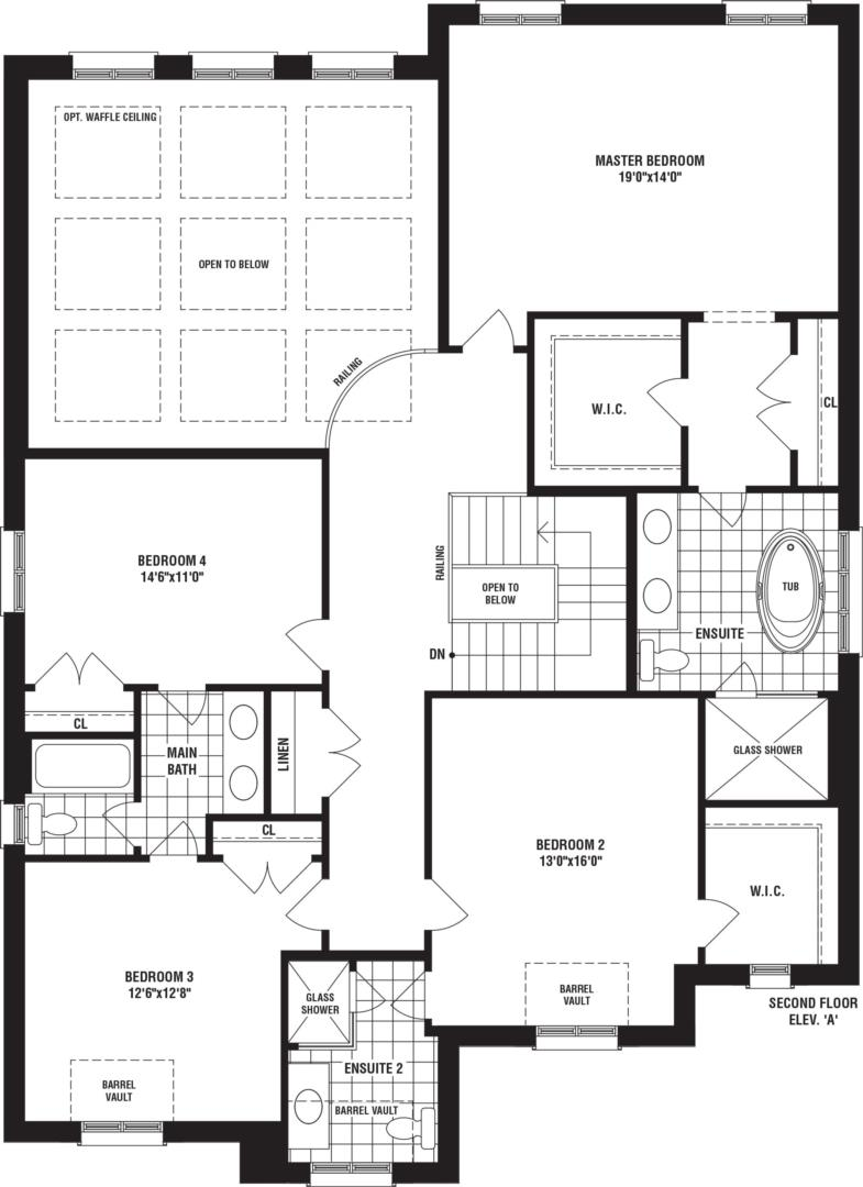 Oakwood Floorplan 2