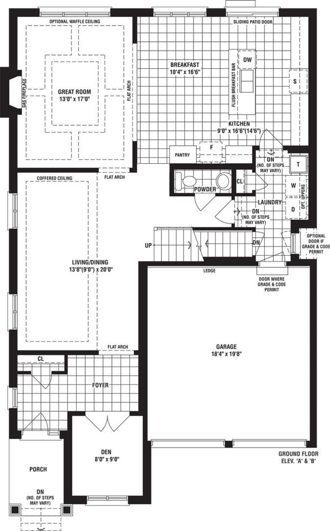 Parkend Floorplan 1