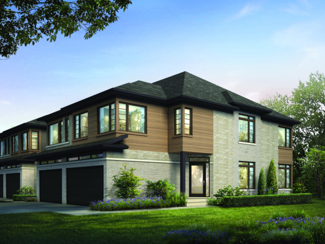Madison at Central Park in Hamilton by Losani Homes