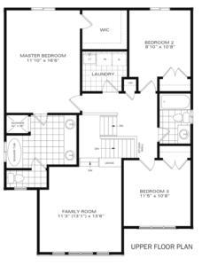 The Brighton A Floorplan 2