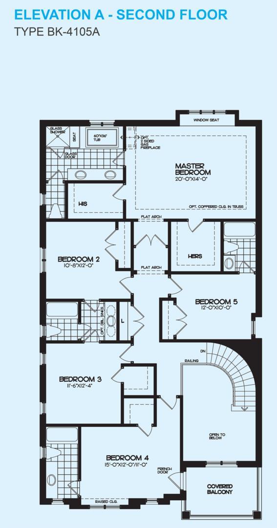 White Spruce B Floorplan 1