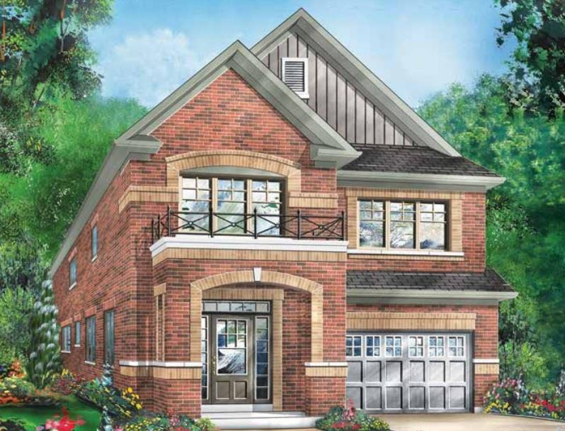 New 36' detached homes coming soon to Whitby Meadows! Image