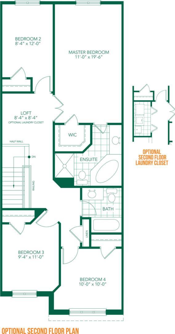 The Mansion Floorplan 3