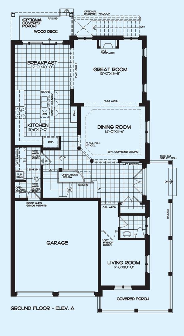 Iris A Floorplan 1