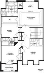 Diamond Floorplan 3