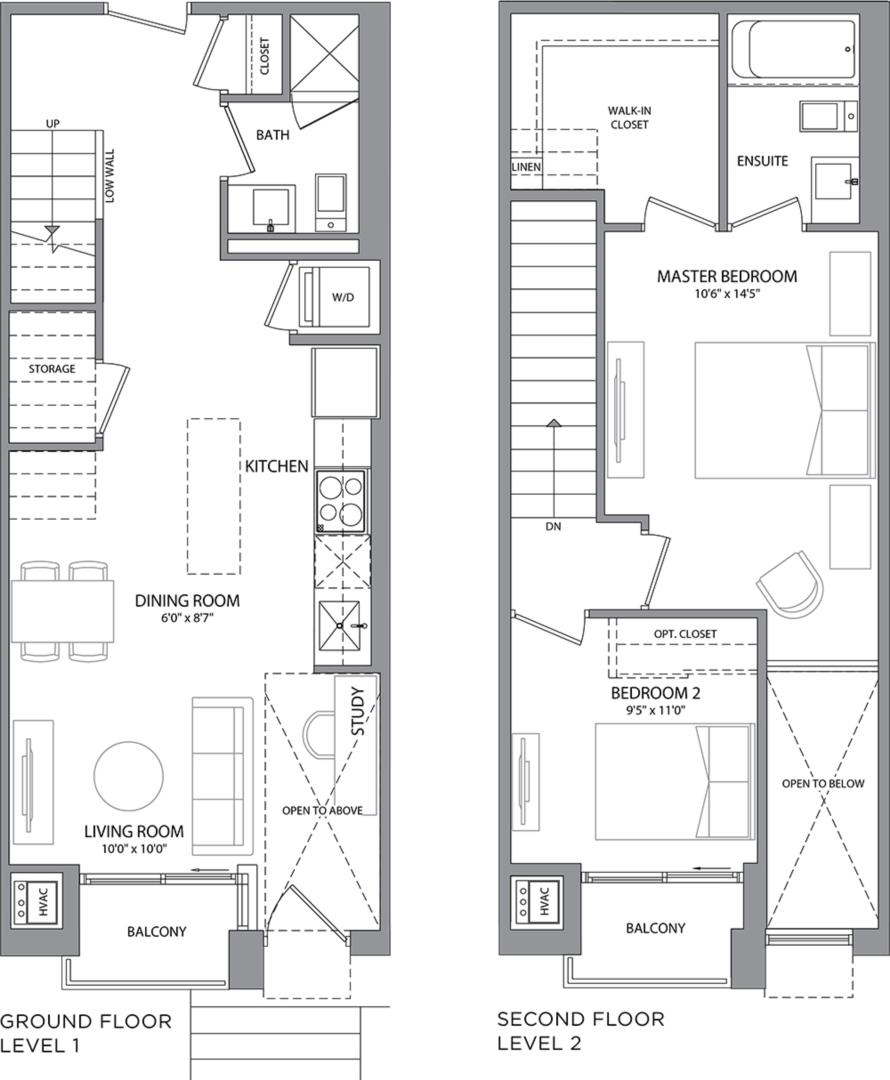 Suite 106 Floorplan 1