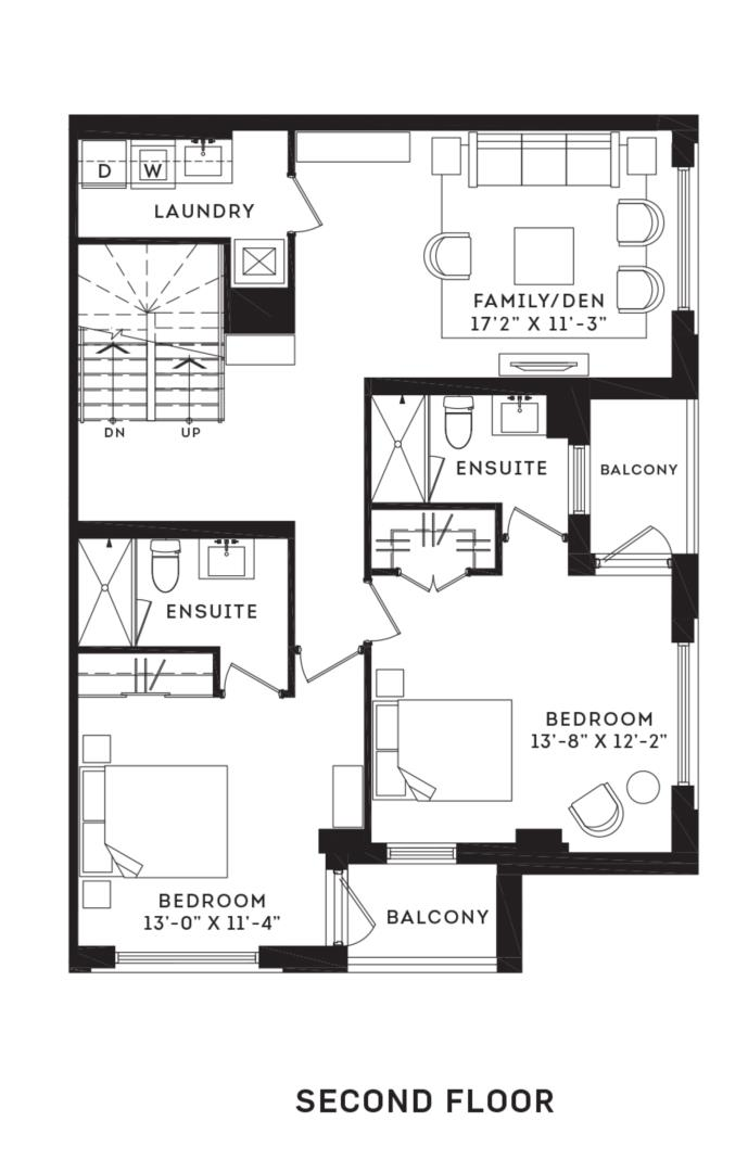 The Leasider Floorplan 2