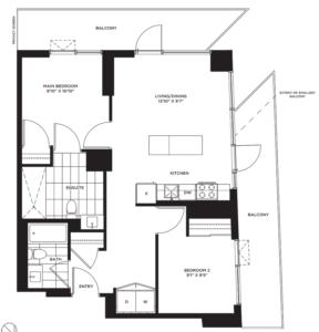 The Sliverthorn Floorplan 1