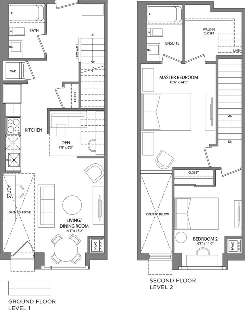 Suite 109 Floorplan 1