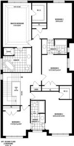 Oxbridge Floorplan 4