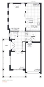 The Serene Corner Floorplan 1