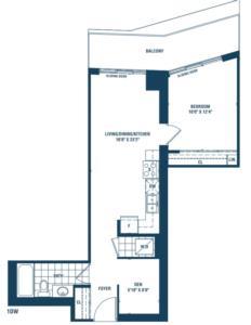 Honolulu Floorplan 1